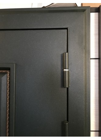 Металлическая дверь Regidoors Аляска (Муар милитари багет )