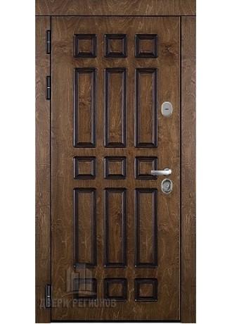Металлическая дверь Regidoors Базилика (Палисандр)