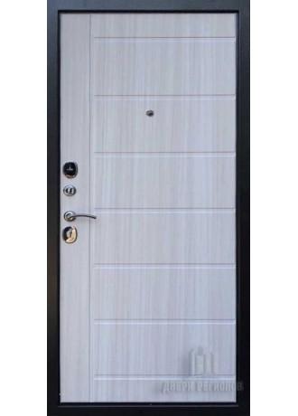 Металлическая дверь Regidoors Галеон (Сандал белый)