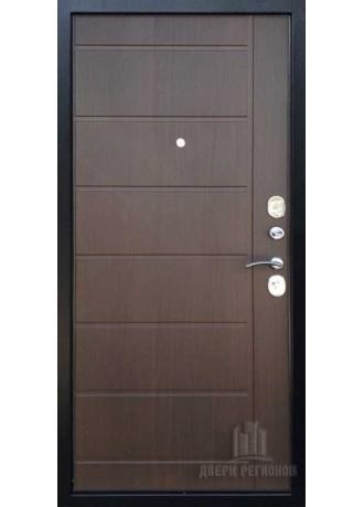 Металлическая дверь Regidoors Галеон (Венге)