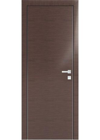 Межкомнатная дверь ProfilDoors 1Z (Венге кроскут) ПГ