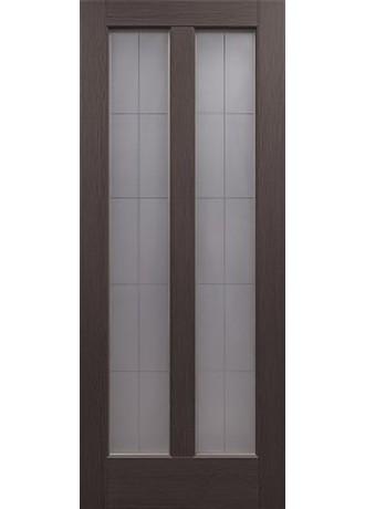 Межкомнатная дверь Sсhlager 1.35 (Венге) ПО