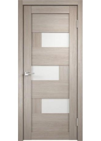 Межкомнатная дверь VellDoris DOMINO 1 (Капучино) ПО