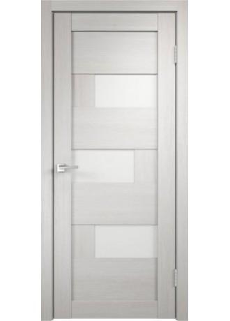 Межкомнатная дверь VellDoris DOMINO 1 (Белый дуб) ПО