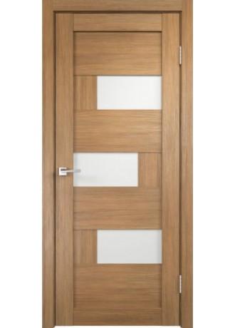 Межкомнатная дверь VellDoris DOMINO 1 (Золотой дуб) ПО