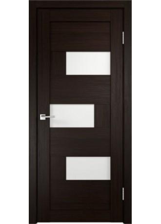 Межкомнатная дверь VellDoris DOMINO 1 (Венге) ПО