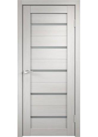 Межкомнатная дверь VellDoris DUPLEX (Белый дуб) ПО