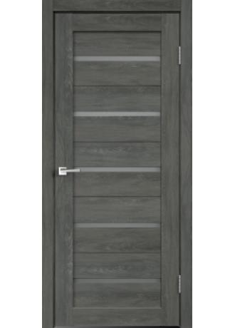 Межкомнатная дверь VellDoris DUPLEX (Дуб шале графит) ПО