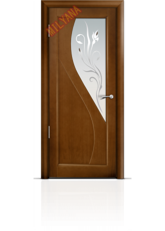 Межкомнатная дверь Мильяна Venice (Анегри) ПО