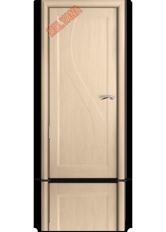 Межкомнатная дверь Мильяна Venice (Беленый дуб) ПГ