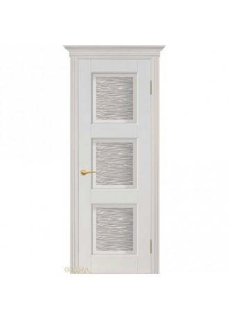 Межкомнатная дверь Geona Блюз 3 (Крем) ПО