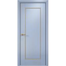 Александрия 1 голубая эмаль патина золото ПГ
