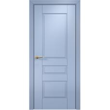 Версаль фрезерованное эмаль голубая МДФ пг